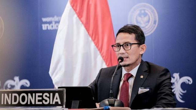 Buka G20 Tourism Ministers Meeting, Sandiaga Ajak Banyak Negara Pulihkan Wisata (113649)