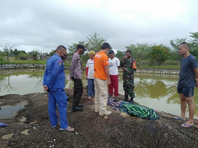 Bocah SMP di Bangka Barat Tewas Tenggelam di Kolong (102264)