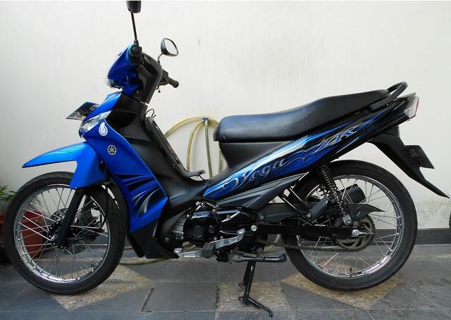 Pilihan Motor Bekas Murah: Yamaha Vega ZR Mulai Rp 1 Jutaan (82717)