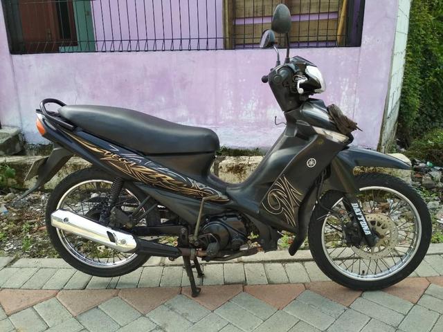 Pilihan Motor Bekas Murah: Yamaha Vega ZR Mulai Rp 1 Jutaan (82716)