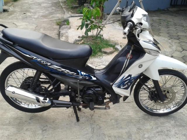Pilihan Motor Bekas Murah: Yamaha Vega ZR Mulai Rp 1 Jutaan (82718)