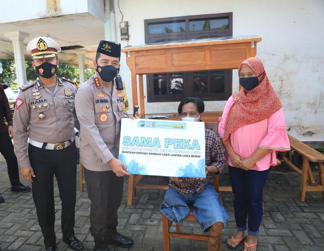 Kasatlantas dan Kasat Intelkam Polresta Malang Kota Berganti (3615)