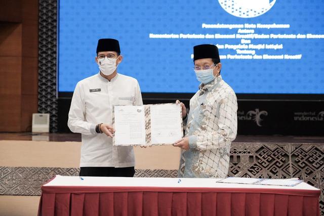 Masjid Istiqlal Bakal Dikembangkan sebagai Destinasi Wisata Halal (257267)