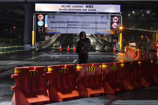 Bertambah, Ini Gerbang Tol di Sumatera dan Jawa yang Disekat Saat PPKM Darurat (46192)