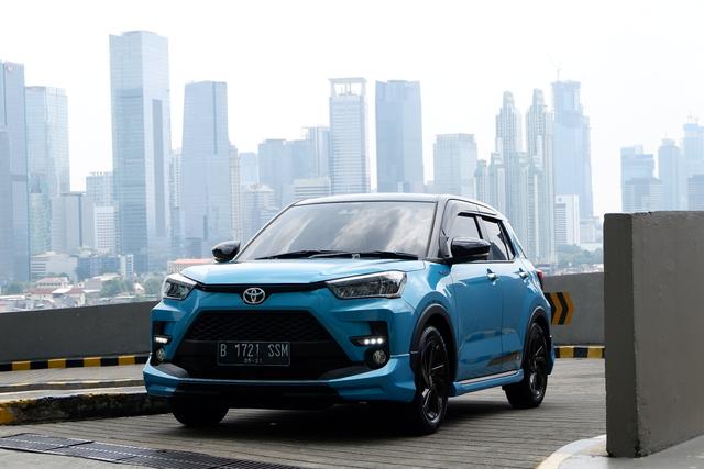 Toyota Punya Program Cicilan Ringan EZDeal, Angsuran Raize Cuma Rp 2 Jutaan (56991)