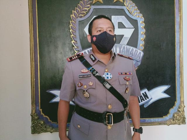 Polres Malang Kantongi Ciri-ciri Pelaku Pembakaran Perawat di Malang (218406)