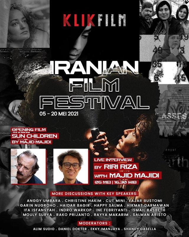Majid Majidi Bocorkan Sisi Lain Film Sun Children di Iranian Film Festival (39154)