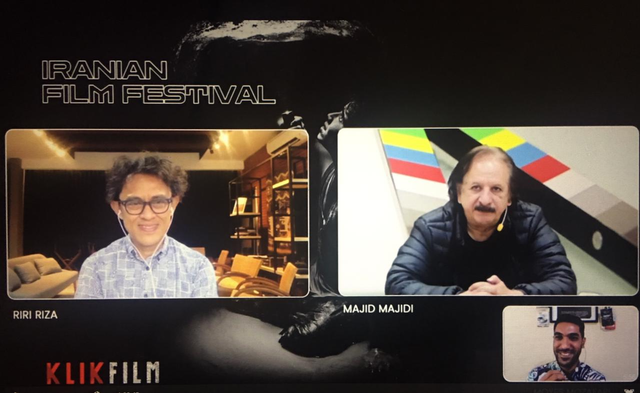 Majid Majidi Bocorkan Sisi Lain Film Sun Children di Iranian Film Festival (39155)