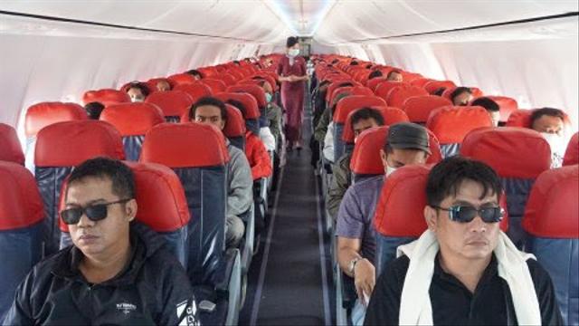 3 Maskapai Dari dan ke Bandara Tjilik Riwut Tidak Terbang Selama Larangan Mudik (88337)