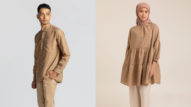 5 Rekomendasi Baju Couple untuk Tampil Kompak dengan Pasangan saat Lebaran (107554)