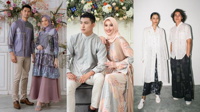 5 Rekomendasi Baju Couple untuk Tampil Kompak dengan Pasangan saat Lebaran (107550)