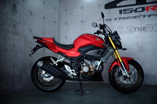 Kenapa Honda Hilangkan Fitur Kick Starter di All New Honda CB150R? (237708)