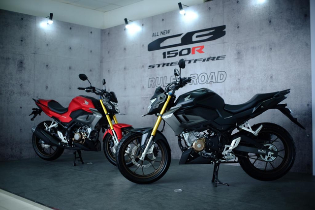 Foto: Wujud All New Honda CB150R, Lawan Yamaha V-ixion, Tertarik? (41237)
