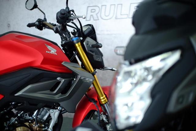 Cicilan Honda CB150R Baru Mulai Rp 1 Jutaan, Sudah Upside Down dan 'Moge' Look (477160)