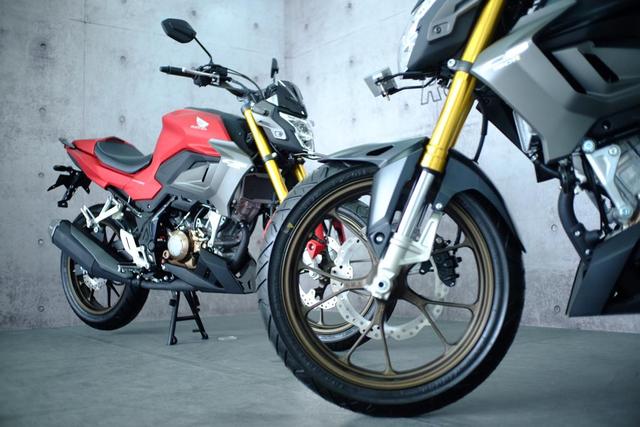 Suspensi Upside Down Honda CB150R Terbaru Bisa Dipasang di Model Lama? (107346)