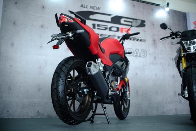 Cicilan Honda CB150R Baru Mulai Rp 1 Jutaan, Sudah Upside Down dan 'Moge' Look (477159)