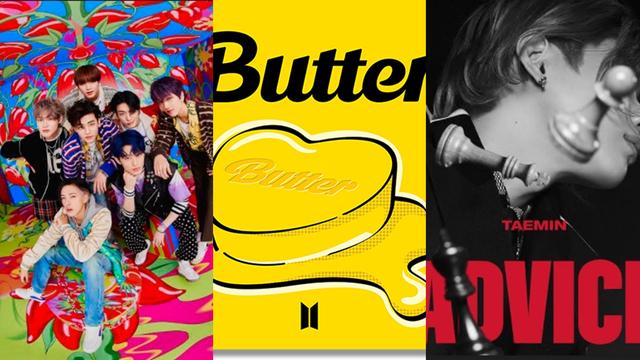 Musisi dan Grup K-Pop yang Rilis Lagu Baru di Mei 2021, Ada Favorit Kamu? (632719)