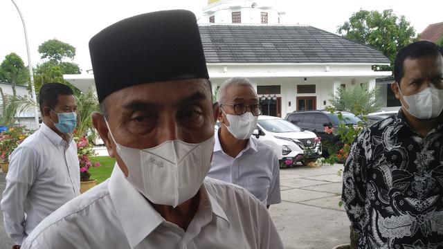 Edy Rahmayadi Perpanjang PPKM Mikro di Sumut hingga 28 Juni 2021 (456152)