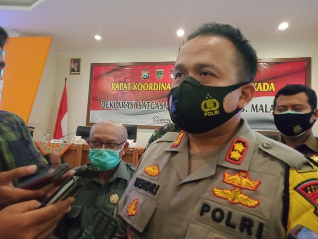 Kapolres Malang: Eva Belum Pulih dan Belum Bisa Dimintai Keterangan (287618)