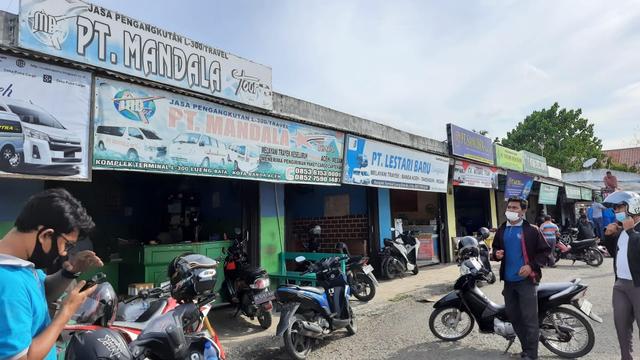 Larangan Mudik Berlaku 6 17 Mei Angkutan Umum Di Aceh Dilarang Beroperasi Kumparan Com