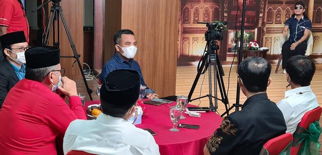 Sejumlah Sekjen Parpol Koalisi Jokowi Berkumpul di DPP PDIP, Bahas Apa? (206452)