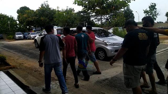 Setelah Videonya Viral, 4 Pelaku Pemerasan di Blora Ditangkap Polisi (32558)