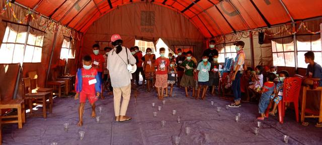 Pemulihan Psikologis untuk Anak-anak Paska Bencana Siklon Tropis Seroja di NTT (138092)