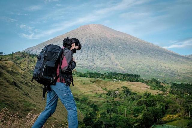 Banyak Peminat, Kemenparekraf Kembangkan Standardisasi Kegiatan Wisata Pendaki  (855758)