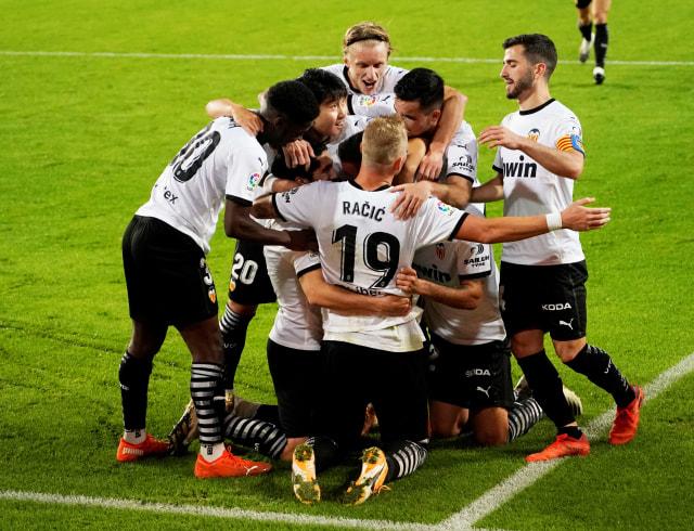 Valencia vs Real Valladolid: Head to Head, Prediksi Line Up, & Jadwal Tayang (295312)