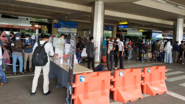 Bandara dan Pelabuhan di Kepri Telah Padat Sebelum Larangan Mudik Diberlakukan (341726)