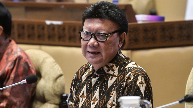 Tjahjo: Pembubaran Lembaga di Bawah UU Perlu Waktu, Izin Presiden dan Bahas DPR
