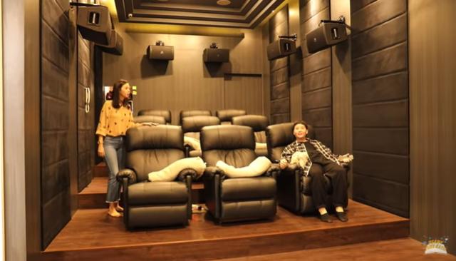 Wah! Ada Bioskop di Dalam Rumah Mewah Jordi Onsu (293603)