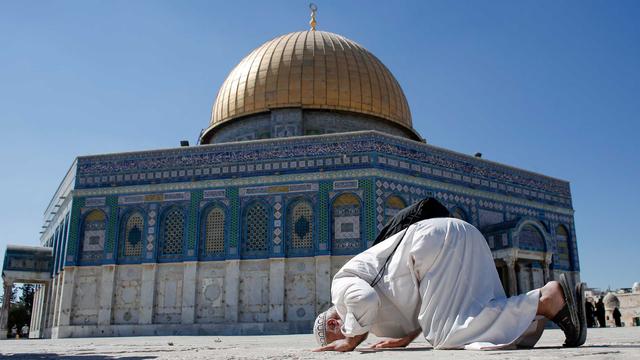 'Ya Allah, Selamatkan Masjid Al-Aqsa dari Segala Kejahatan' (1)