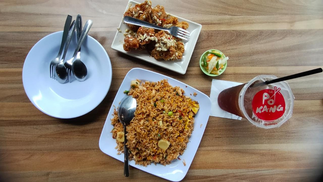 Pokang, Chinese Food Halal dengan Porsi Jumbo di Malang (105507)