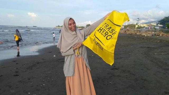 Kisah Heni Winarsih, Berjuang Menjaga Lingkungan dari Sampah Plastik (127877)