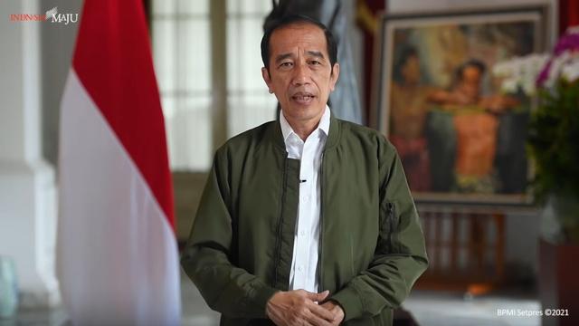 Mengingat 2 Pernyataan Jokowi Tolak Wacana Presiden 3 Periode (67108)