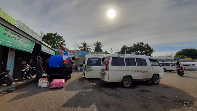 Transportasi Umum Diizinkan Beroperasi dalam 6 Wilayah Aglomerasi di Aceh (45976)