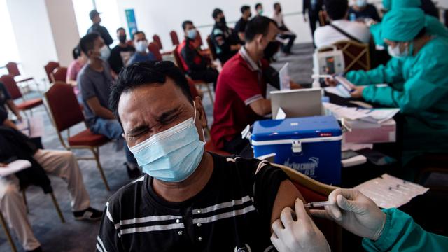Kemenkes: Telat Dapat Vaksin Corona Dosis 2 Tak Pengaruhi Efektivitas Dosis 1 (54638)