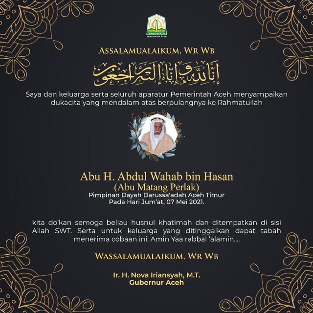 Jadwal Imsakiyah Aceh, Minggu 9 Mei 2021 (250366)
