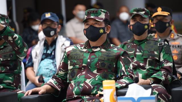 Politikus PPP: Semua Kepala Staf Layak Jadi Panglima TNI (112169)