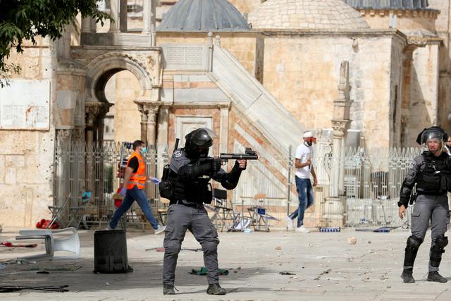 Pesan Imam Besar Masjid Istiqlal Soal Penyerangan Israel ke Al-Aqsa (132240)