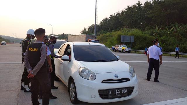 Bertambah, Ini Gerbang Tol di Sumatera dan Jawa yang Disekat Saat PPKM Darurat (46194)