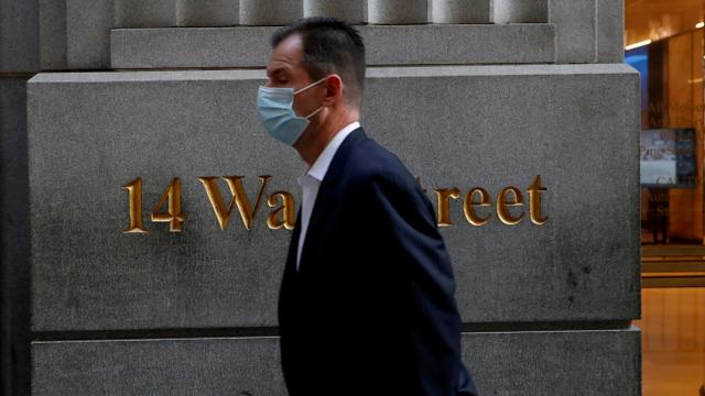 Wall Street Naik Tipis, Ditopang Saham-saham Teknologi (490172)