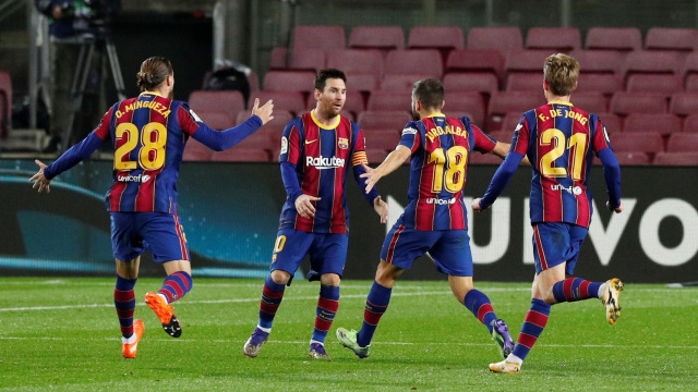Levante vs Barcelona: Prediksi Line Up, Head to Head & Jadwal Tayang (1210080)