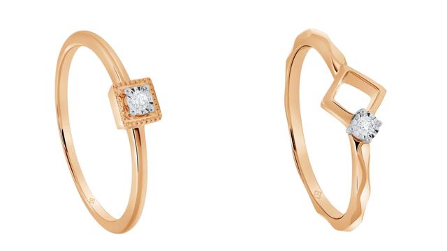 5 Model Cincin Perhiasan Emas Berlian Terjangkau dari Koleksi Moela The Palace (54848)