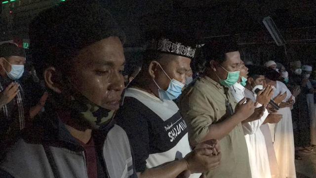 Tengku Nazariah: Abang Masih Ingin Terus Berjuang di Jalan Allah  (29737)