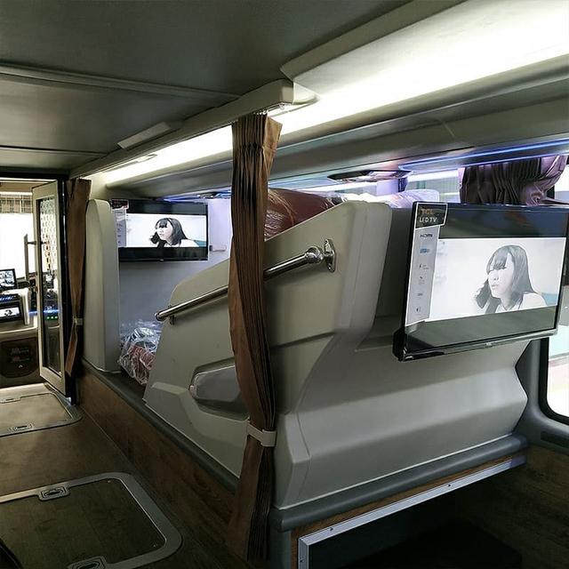 Bus Tingkat Rosalia Indah Baru Pakai Sasis Scania, Apa Istimewanya? (24275)