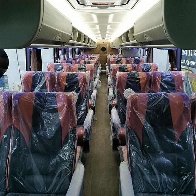 Bus Tingkat Rosalia Indah Baru Pakai Sasis Scania, Apa Istimewanya? (24274)