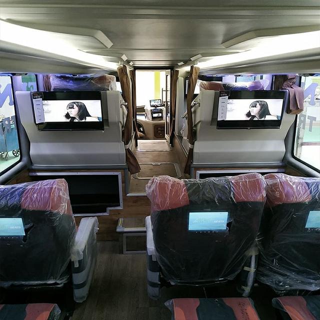 Bus Tingkat Rosalia Indah Baru Pakai Sasis Scania, Apa Istimewanya? (24277)