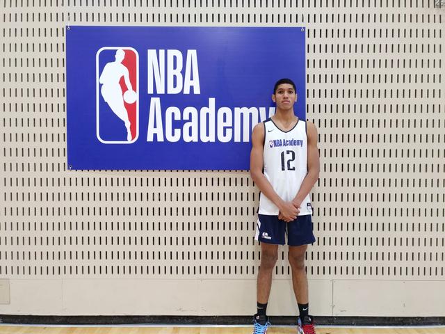 Profil Derrick Michael Xzavierro, Pebasket Indonesia Pertama di NBA Academy (66304)